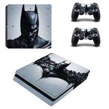DC Batman and Joker PS4 Slim Skin Sticker
