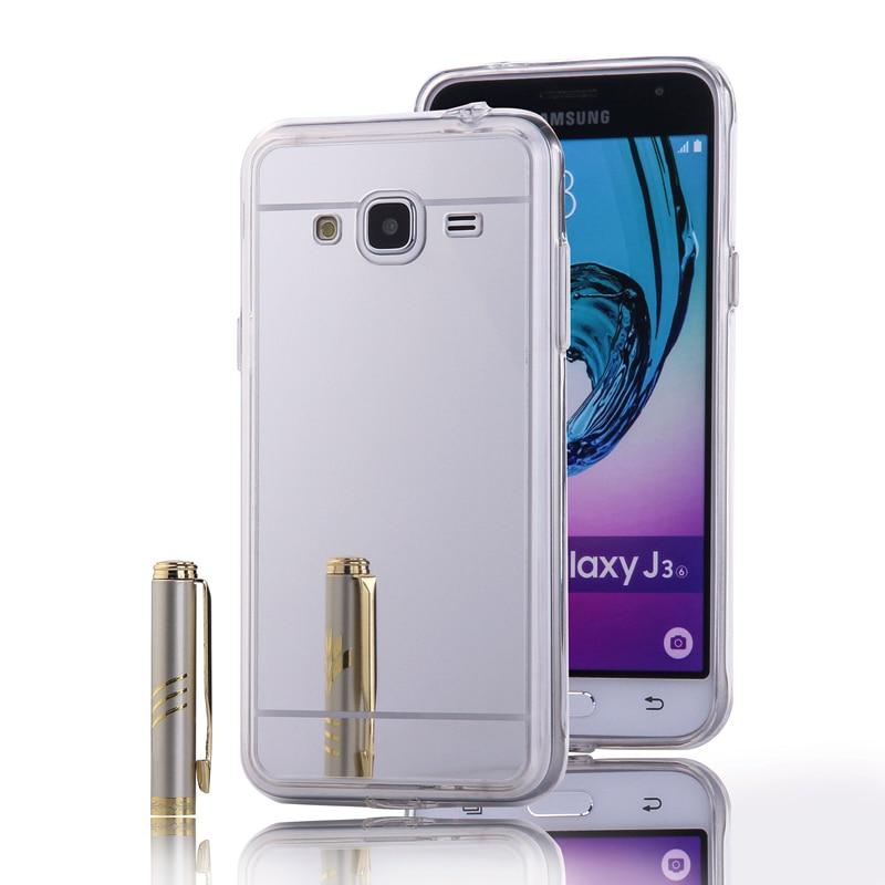 Airror Back Case For Samsung Galaxy J1 J2 J3 J5 J7 2015 Edition Cell Phone Case TPU Silicone Transparent Sides Fundas