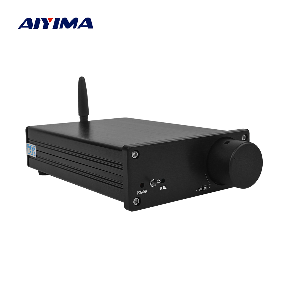 AIYIMA TPA3255 Bluetooth Amplifier Audio AMP 325W 2 Stereo Class D Bluetooth 5 0 Amplifiers DAC