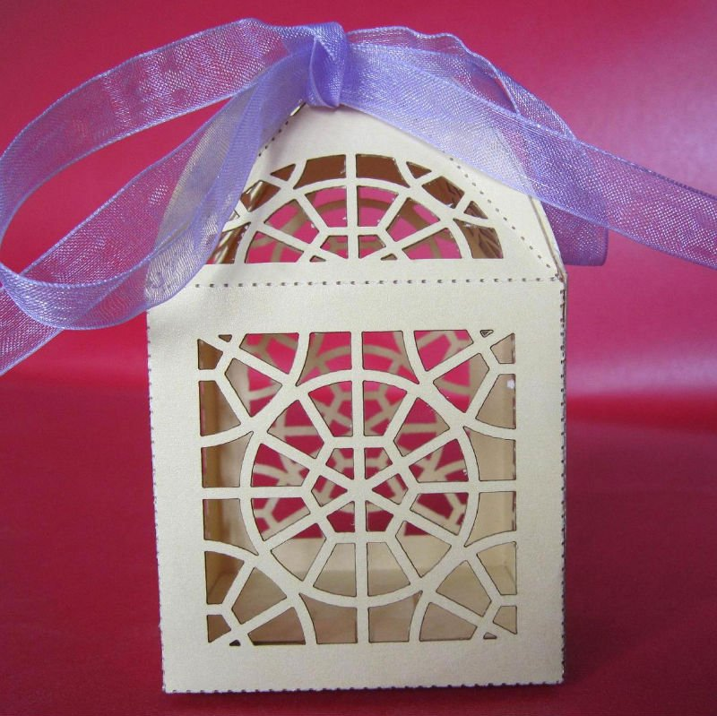 laser cut custom cupcake boxes wholesale wedding box candy filled box  walmart christmas decorations-in Party Favors from Home   Garden on  Aliexpress.com ... fb7a9477f8a5
