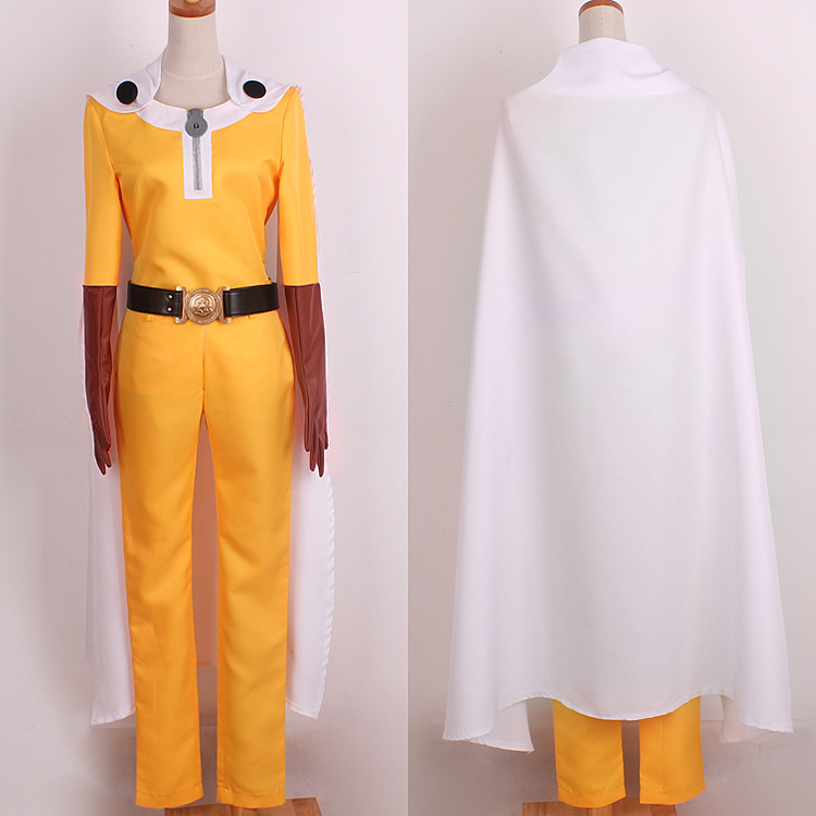 ONE PUNCH MAN Saitama cosplay kostým halloween