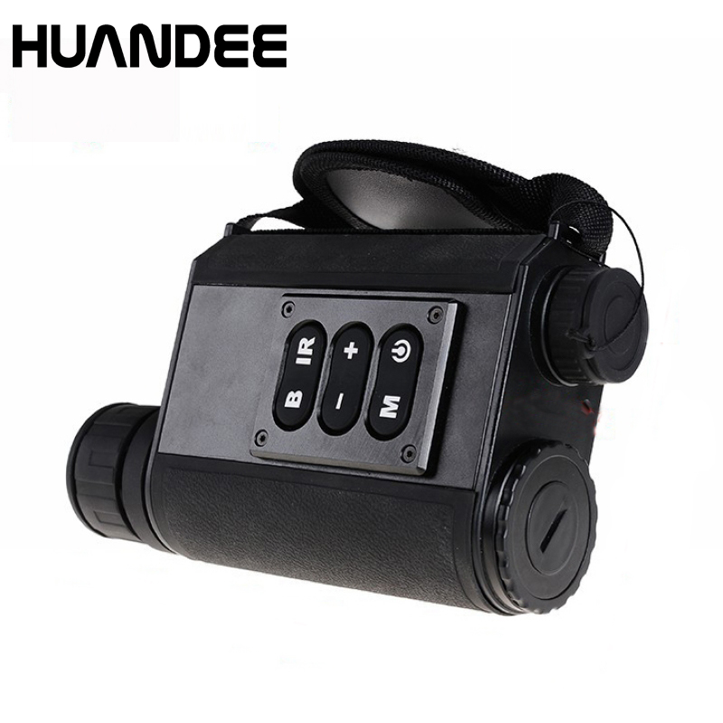 7in 1 Multifunctional digital monocular infrared laser rangefinder day night vision Scope for hunting new arrival multifunctional distance meter 4 500m laser rangefinder shimmer infrared ray night visions not including battery