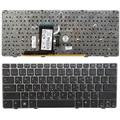 Rusia nuevo teclado para hp elitebook 2560 2560 p 2570 2570 p ru teclado del ordenador portátil con el marco gris oscuro