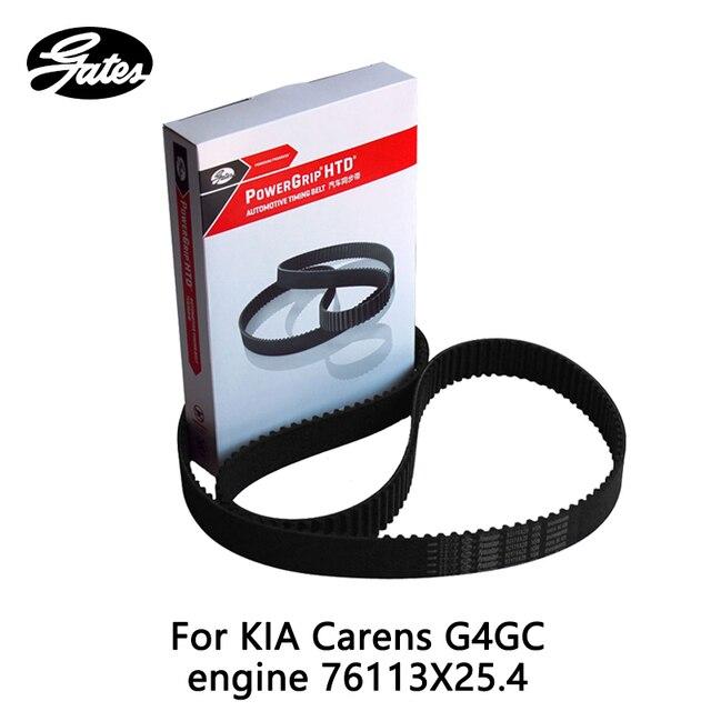puertas de la correa de distribución para kia carens g4gc motor