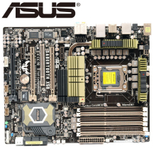 Asus SaberTooth X58 Desktop Motherboard X58 Socket LGA 1366 i7 Extreme DDR3 24G ATX UEFI BIOS Original Used Mainboard On Sale