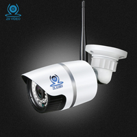 ZSVEDIO Surveillance Cameras CCTV Monitor IP Camera CCTV Camera WIFI IP Cameras Outdoor Waterproof Night Vision