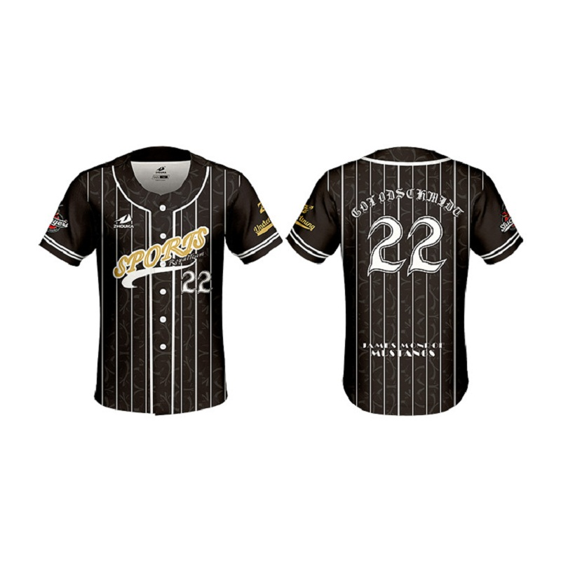 2019 Custom Jersey Baseball Jersey Men Women Baseball T Shirt Sublimation Print Camiseta Beisbol Hombre Baseball Jerseys in Baseball Jerseys from Sports Entertainment