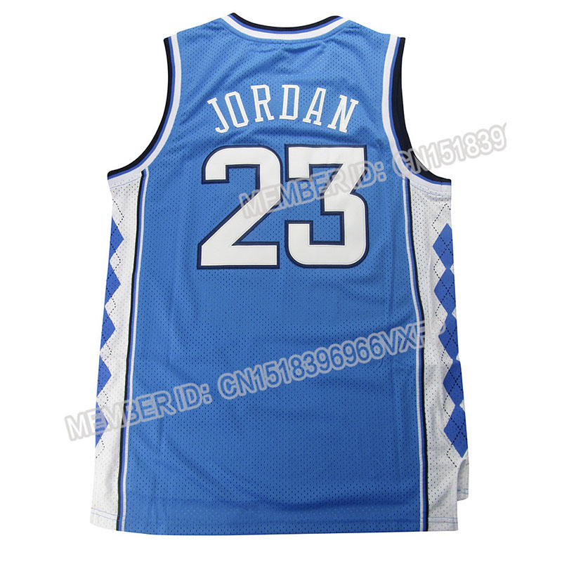Popular Black and White Jordan Jersey-Buy Cheap Black and White ...