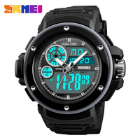 SKMEI Men Watch S Shock Sport Watches Casual Chronograph Fashion Outdoor 50M Waterproof Digital Wristwatches Relogio