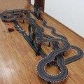 Детские Игрушки на заказ Очень большой модель железной дороги электрический пульт дистанционного управления поезд вагон с трек железнодорожные игрушки наборы для детей подарок