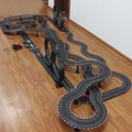 Children's Toy custom Very large model railroad electric remote control train rail car with track railway toy sets for kids gift