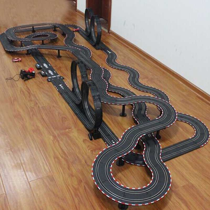 childrens toy custom very large model railroad electric remote control train rail car with track railway