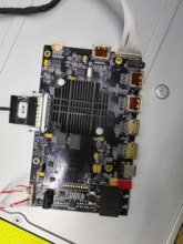 5K universal hd driver board HDR Freesync edp VBO 60hz LCD driver board can be driven LM270QQ1 LM270QQ2 LCD screen