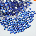 1440pcs SS6 2mm Sapphire Crystal Non Hotfix  Rhinestones for Nails 3D Nails Art Decorations DIY Jewerly Beads Free Shipping