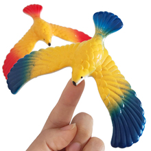 Balanced Eagle Untumbled Childrens Educational Novelty Classic sensory toys funny gift Plastic stress Finger balancing game