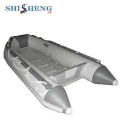 Dobrej jakości nadmuchiwane łodzie rybackie listwy podłogowe SCD-230 na sprzedaż
