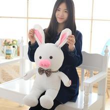 1 шт., 50 см, специальная милая мягкая аниме свинья, кролик, милый сон, плюшевая кукла в виде животного, подушка, мягкая игрушка, подарок на день рождения