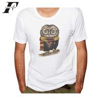 LUCKYFRIDAYF Owl Potter T-shirt 3d Print Men/women camisa masculina Summer funny T Shirts  harajuku  Tee tops Shirt Plus Size