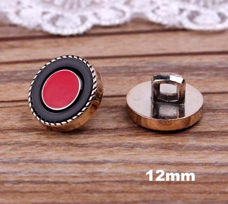 30pcs/lot New round shirt plastic buttons 12mm Gold color plating sewing buttons,apparel accessories(aa-47)