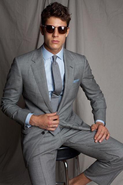 Abito Matrimonio Uomo Grigio : Vestito matrimonio uomo grigio u vestiti da cerimonia