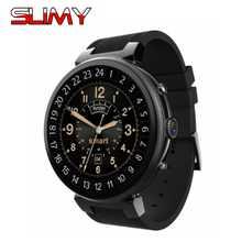 Viscoso Relógio I6 Android 5.1 os Inteligente Eletrônica Presente Android 1.39 Polegada MTK6580 Smartwatch Telefone Suporte 3G Wifi Nano SIM WCDMA