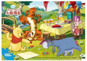 Image 5 - ديزني فروزن ميكي ميني ماوس صوفيا حورية البحر بطة لغز 100 قطعة تعلم ألعاب تعليمية مثيرة للاهتمام خشبية للأطفال