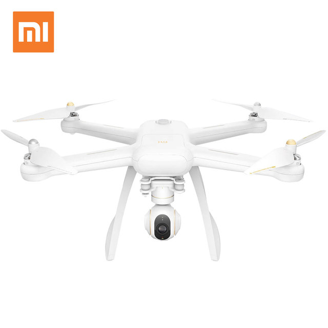 Original Xiaomi Drone HD Helicopter Remote Recording English App WIFI FPV With 4K30fps Cardan Chamber RC Quadcopter