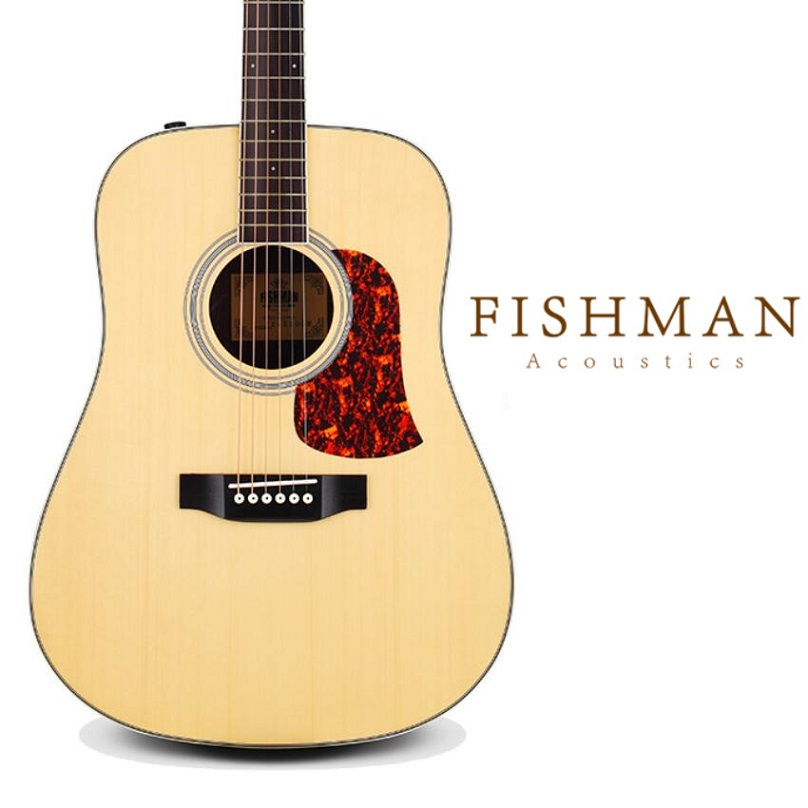 Wooden Ingerman Spruce Solid Top acoustic guitar 41inch pickup flattop guiar solid top wood guitar folk guitar strap free