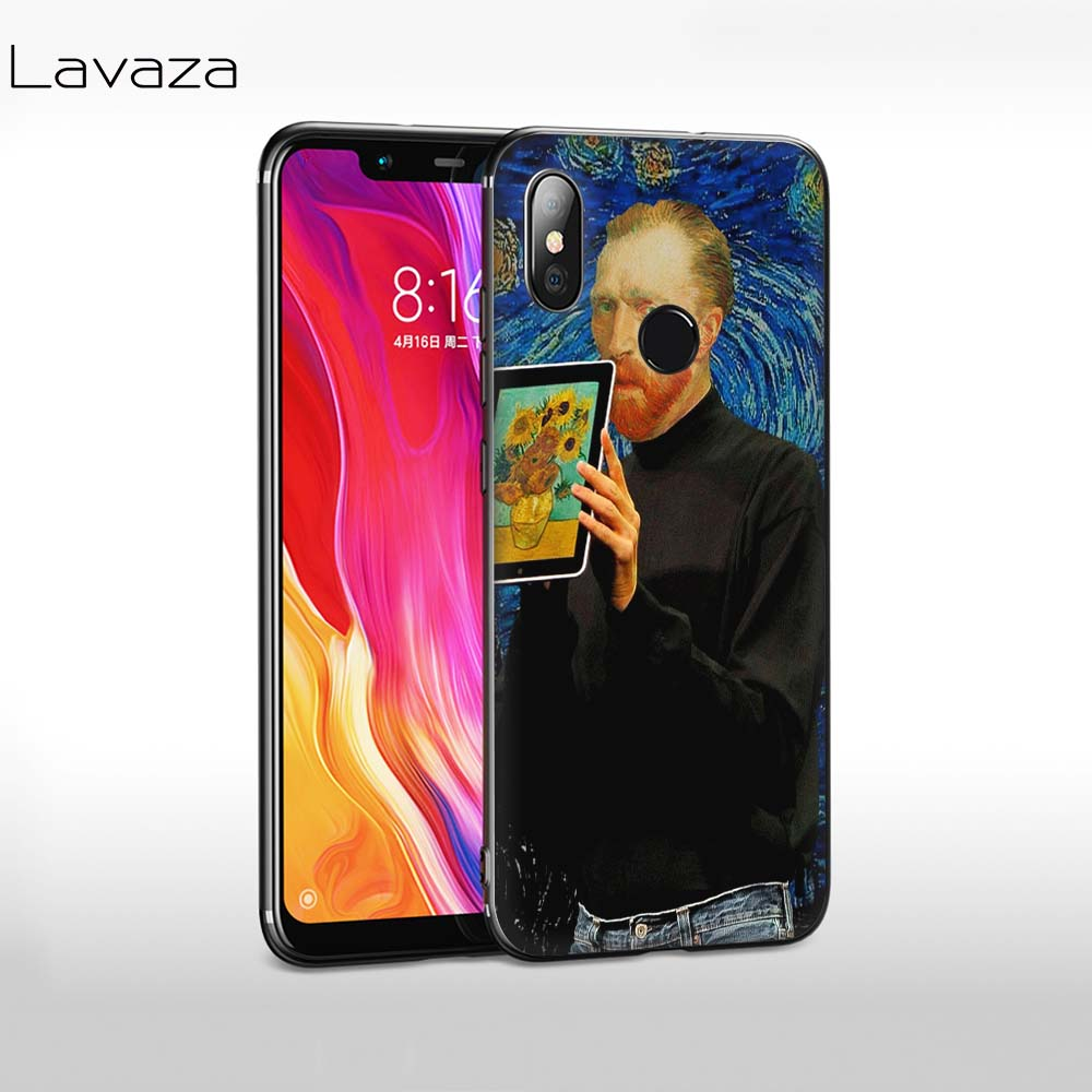 Lavaza Van Gogh Mona Lisa Funny Art Soft Case for Huawei Y7 Prime Y9 Y6 2018 Nova 3 3i for Honor 7A 8X 8C 8 9 10 Lite TPU Cover in Fitted Cases from Cellphones Telecommunications