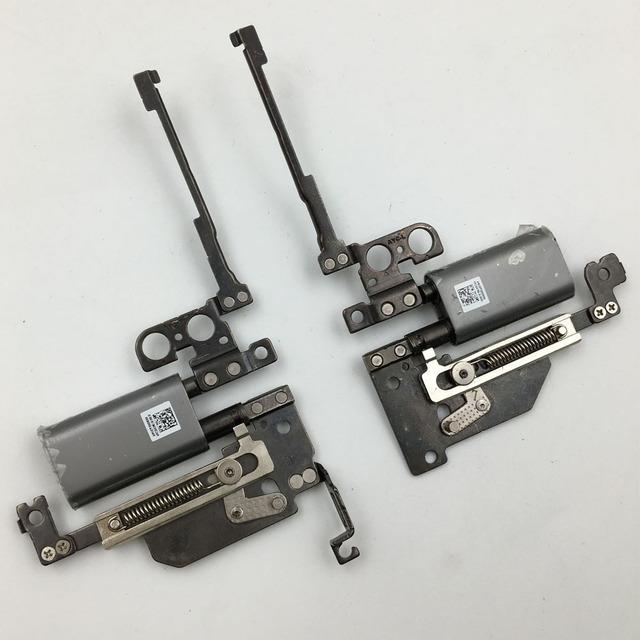 Novo/original lcd hinge left & right set para lenovo thinkpad yoga 260 (tipo 20gs, 20GT) Série, FRU 00NY966 AM1EY000800/900