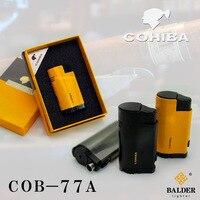 Cohiba metal cigar lighter, Cigar accessories, cigar lighter Metal lighters,Smoking Accessories
