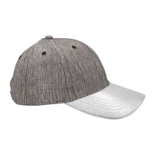 New brand JIAMEIGUAN Baseball Cap Men and Women Fashion Hat Pu Breathable Mesh Hip Hop High Quality Solid Color Adjustable Hat