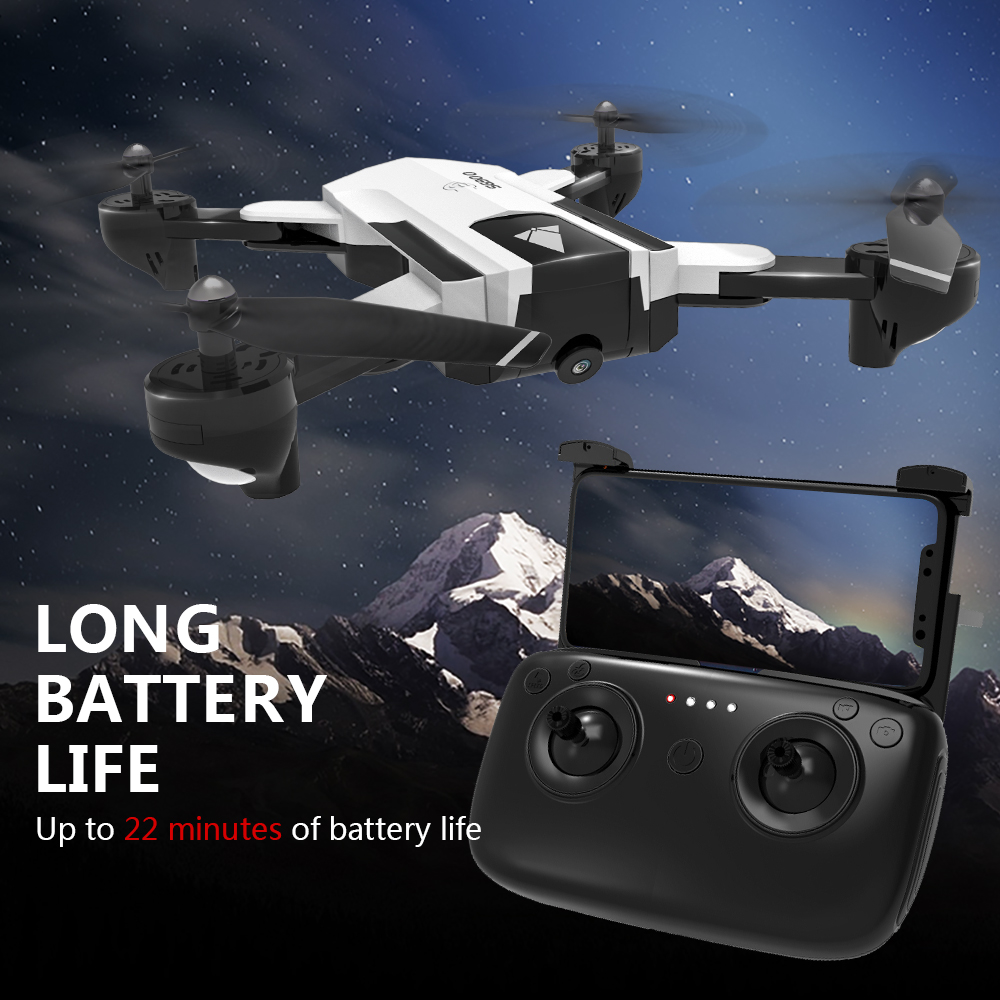 NEW SG900 RC Drone with Camera HD 720P Professional FPV Wifi RC Drones Auto Return Quadcopter Helicopter Fast Shipping FR/US/ES