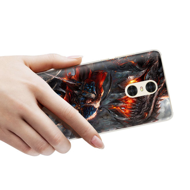 World of Warcraft Originality Mobile Phone Case Shell For Xiaomi