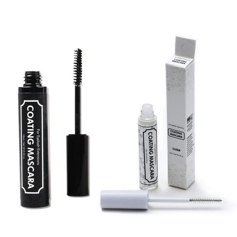 Eyelash Extension Black Coating Mascara 10ml Eyelash Care ...
