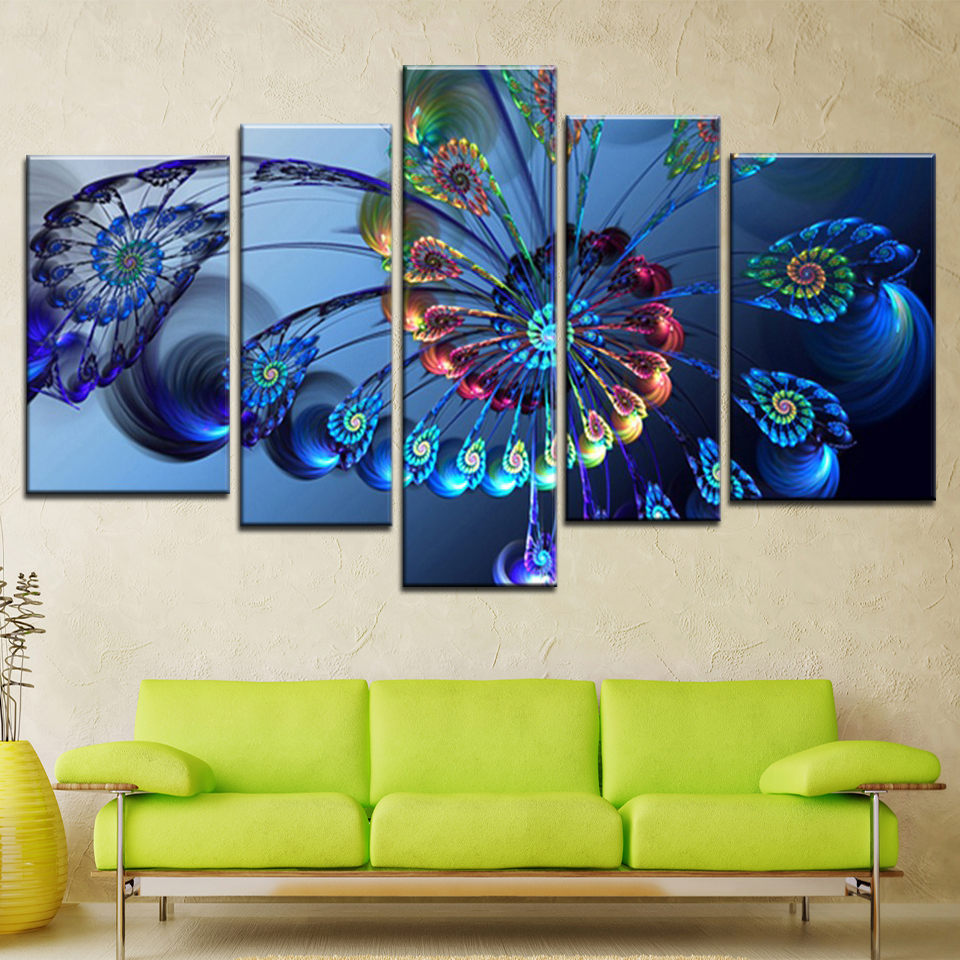 Cheap Abstract Wall Art online get cheap abstract art blue -aliexpress | alibaba group