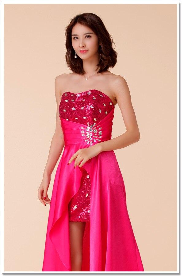 Rouge Haut Luxe ~ La Robe Longue Partie Mariage Sexy Robes Bandage Nu Taille Strass À Plus De 3xl F 2017 Bas Formelle Femmes Paillettes Dos 8SwqUxU