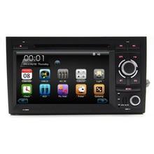 Free Ship Wince 6.0 Car DVD Player For Audi A4 2002 -2007 Audi S4 RS4 8E 8F B9 B7 RNS-E with GPS Sat Nav Car Autoradio Bluetooth