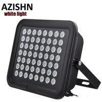 56 шт. массив Белый Светодиодный CCTV светодиодный S осветитель белый свет Ночное видение AC 220 В IP65 Металл CCTV заполняющий свет для видеонаблюден