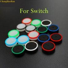 ChengHaoRan 2pcs Silicone Grip for Nintendo Switch NS Joy Con Controller Joystick Cover Joy-Con Analog Stick cap Cap game