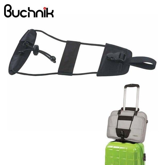 Elástico telescópica correa de equipaje bolsa de viaje a maleta cinturón fijo carro ajustable accesorios de seguridad suministra productos