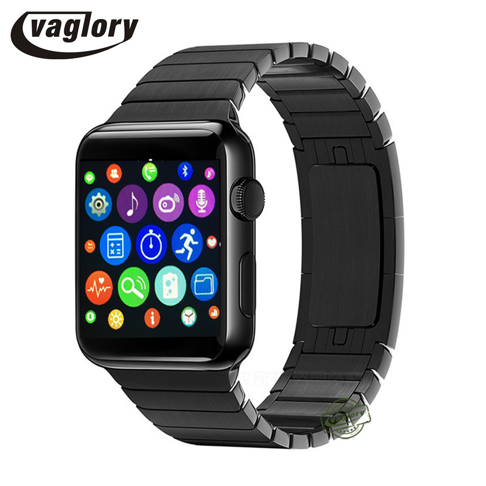 IWO2 MTK2502C 42mm Reloj Inteligente Bluetooth Smartwatch Apoyo WhatsApp faceboo