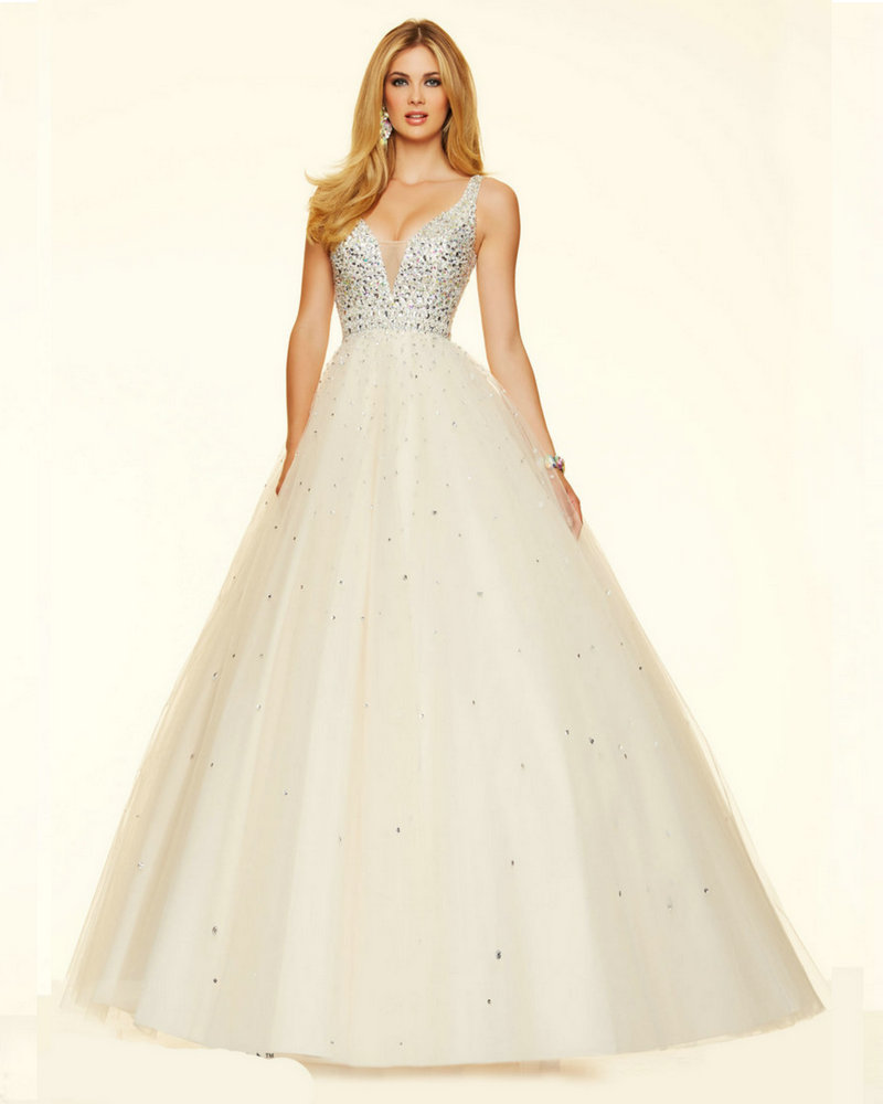 Cheap champagne colored prom dresses discount wedding for Cheap wedding dresses orlando