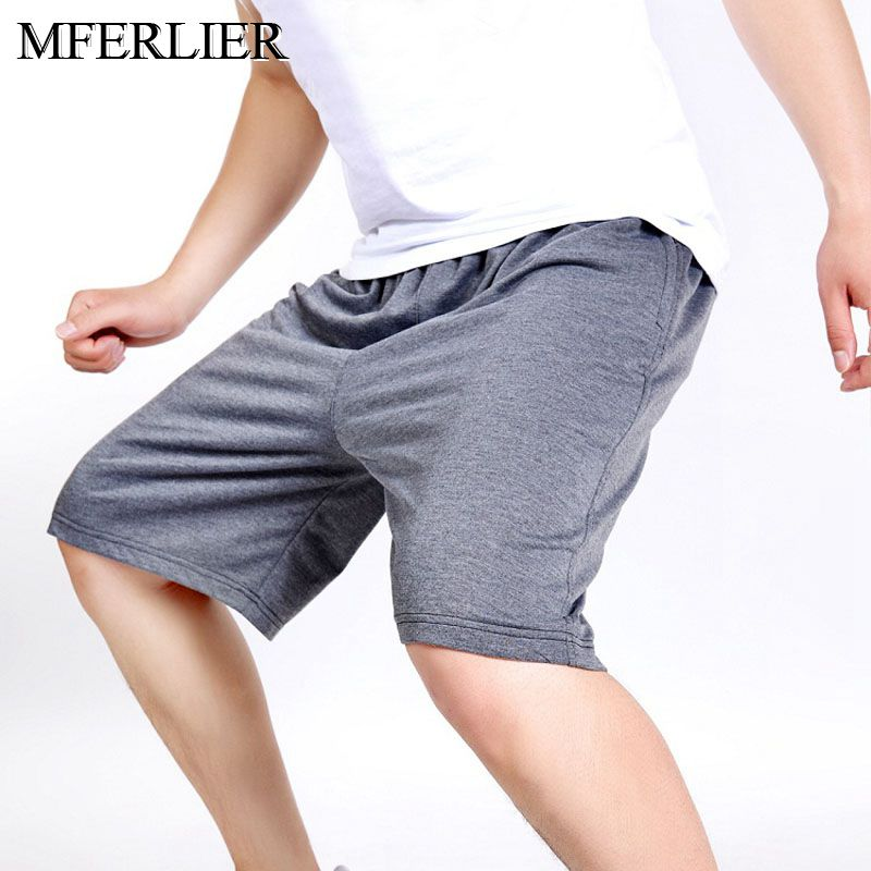 Summer Shorts Men Loose 5XL 6XL 7XL Weight 125kg Plus Size Men Shorts