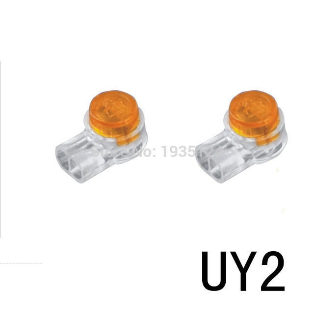 wholesale equivalent 3m scotchlok uy2 wire connector scotchlok rh aliexpress com Scotchlok Crimper Scotchlok Connectors