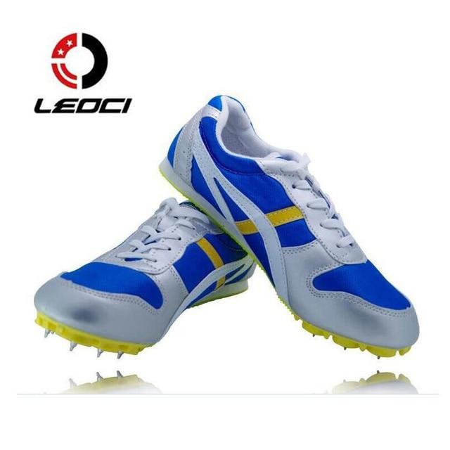 Sport Pointes Femmes Course De Dash Hommes Sprint Chaussures wBaFxF50