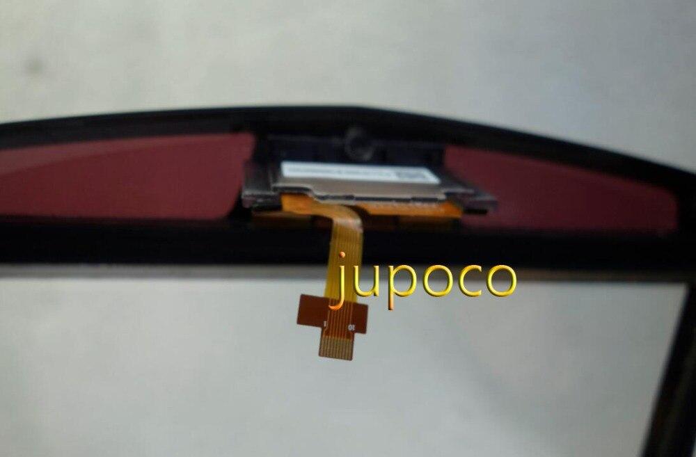 4pc1000% Новая фабрика OEM сенсорный экран использовать для Cadillac CUE CTS SRX XTS c ar DVD gps навигации ЖК-дисплей панели сенсорный дисплей планшета