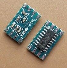 10 шт./лот ян-mcu мини rs232 электрический ttl конвертер совета электрический последовательный преобразователь доска внутренний чип