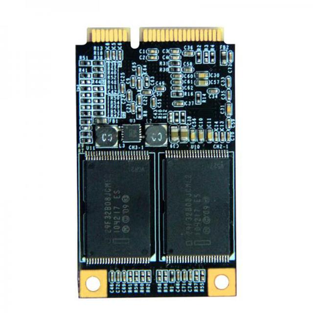 Estável qualidade mini pc interno msata kingspec ssd de 32 gb sata3 iii armazenamento msata solid state disk mlc flash para tablet/notebook
