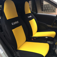 Custom made Car seat covers For Mercedes Benz smart fortwo smart forfour Car accessories Styling Cushion